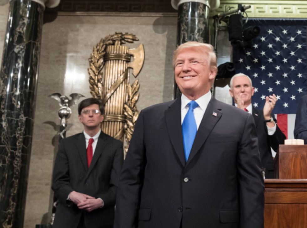 Trump biographer details how the president's disastrous Republican tax cut rigged the economy against average Americans