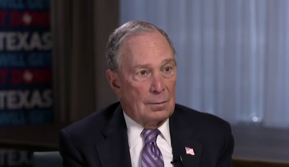 Bloomberg refuses to apologize for spying on Muslims
