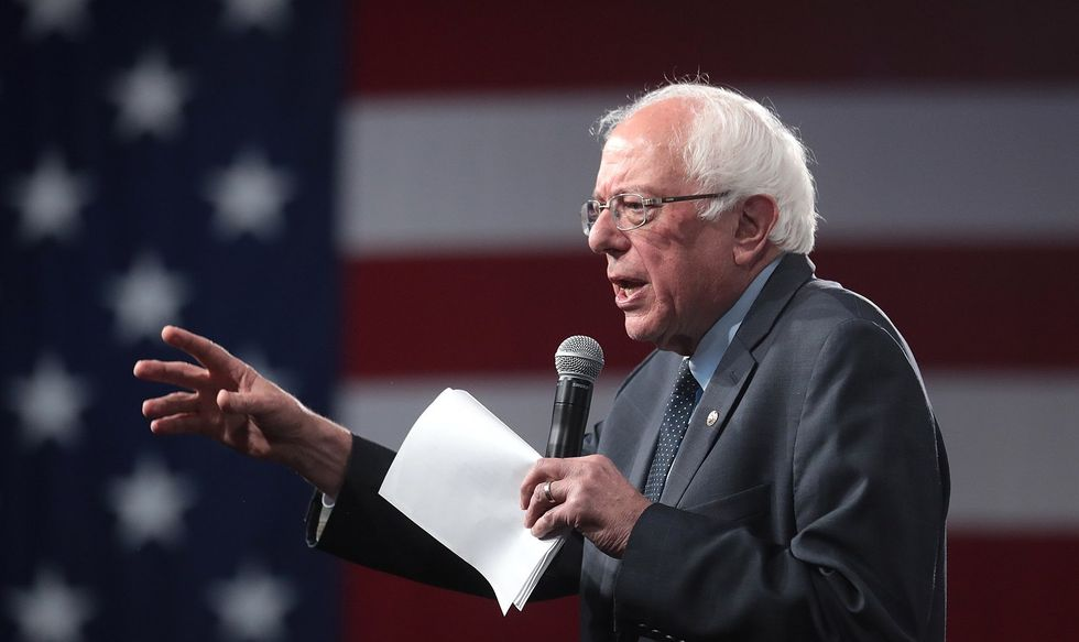 Bernie Sanders sets a trailblazing example in the fight against mass incarceration