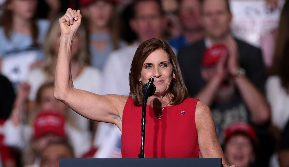 How Martha McSally's campaign turned '15 Days of Giving' into a cash grab
