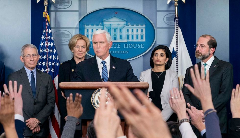 Why experts fears the fractured US health system under Trump is 'woefully unprepared' for what we face