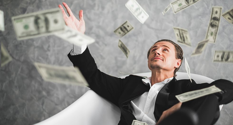 A look at why the last thing America needs is billionaires making more money or power