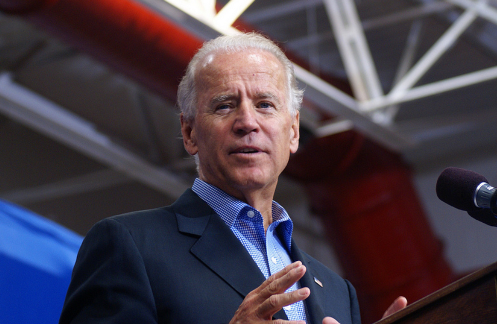New poll has mixed news for Joe Biden — but warns of 'many more flashing lights' for Trump