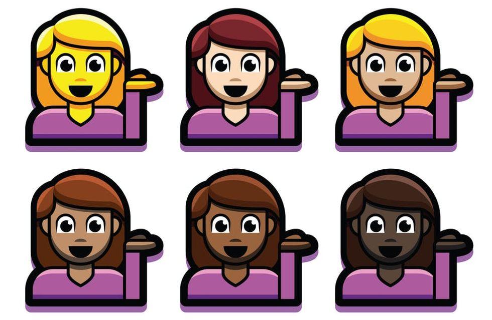 Emoji are becoming more inclusive, but not necessarily more representative