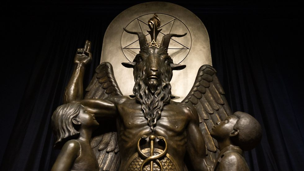Why the Satanic Temple is opening a debate about religion