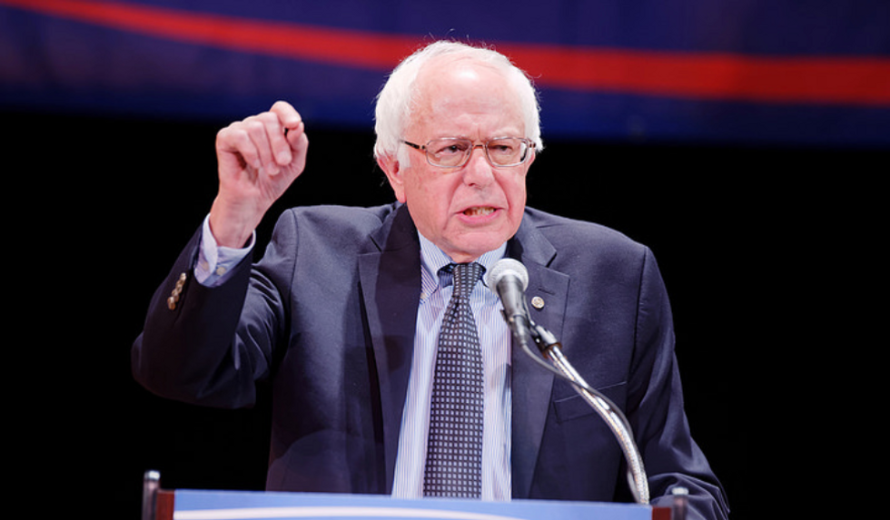 This new polling is bad news for Bernie Sanders