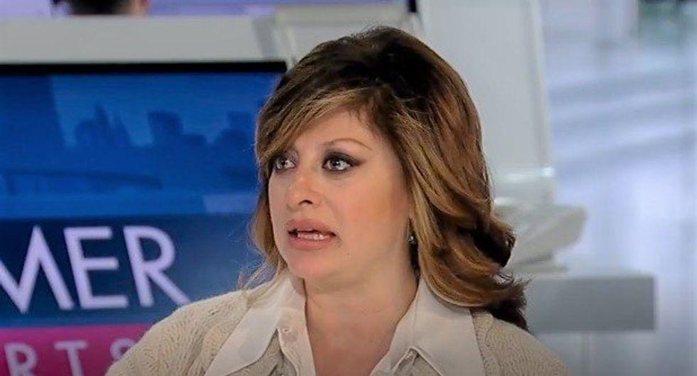 Fox News' Maria Bartiromo predicts 'hundreds of thousands' of US coronavirus cases: 'I don't want to panic anybody'