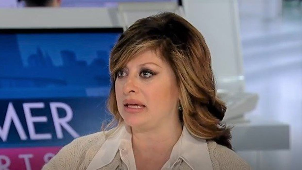 Fox News' Maria Bartiromo claims Democrats infiltrated Capitol wearing MAGA clothing — and Twitter fires back