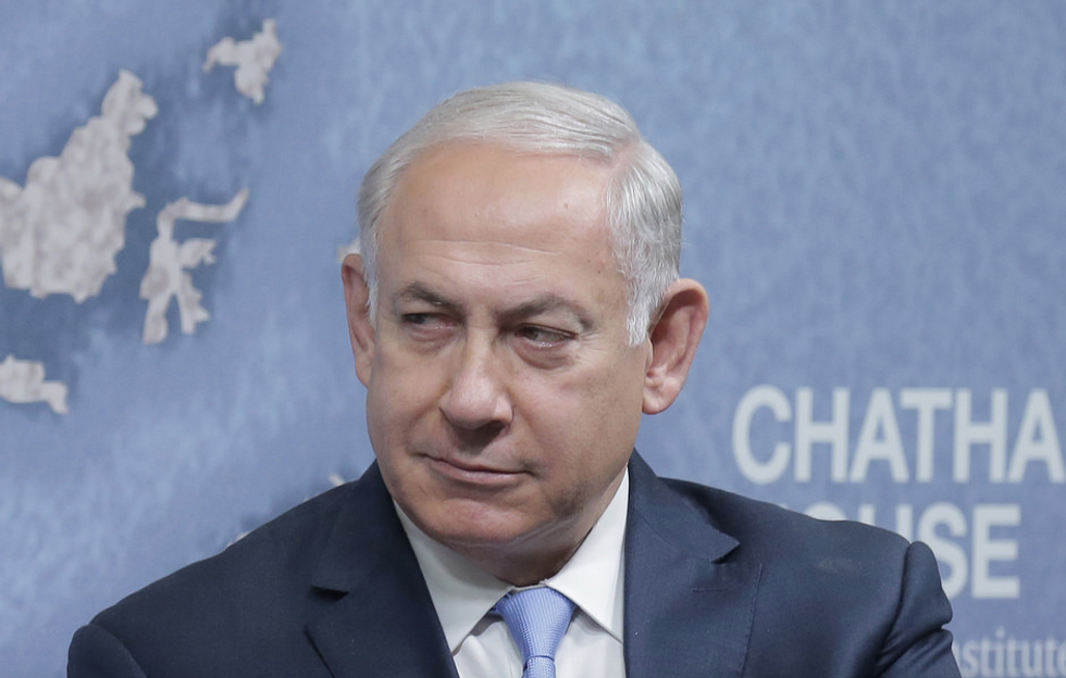 'Morally bankrupt': Israeli Prime Minister Netanyahu was just indicted on corruption charges