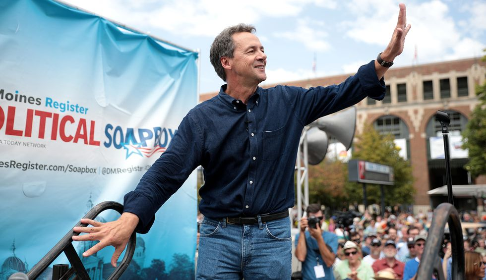 Election Digest: Montana's governor may run against GOP senator in a boon to Democrats