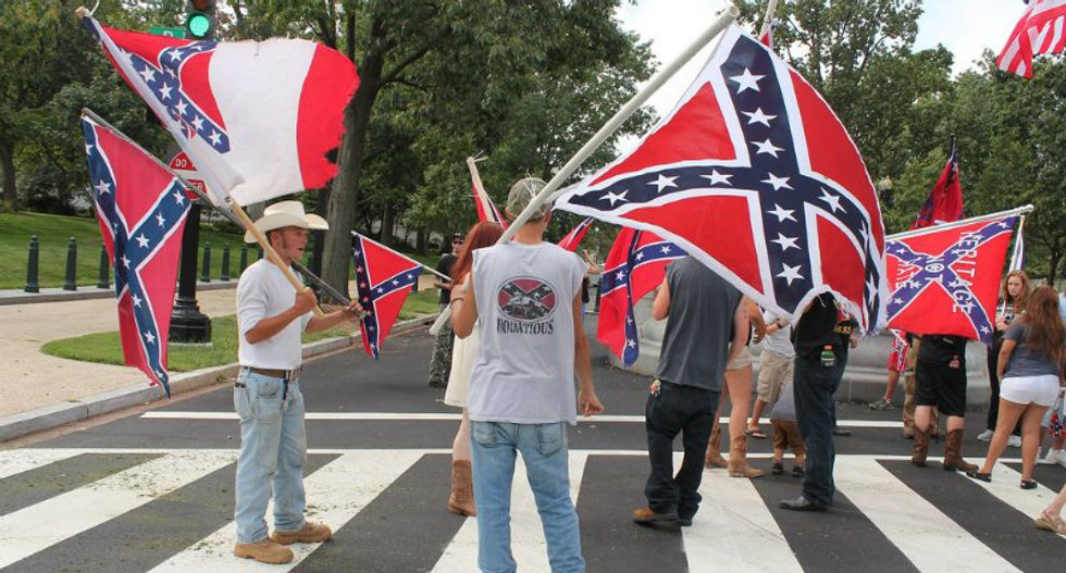 Confederate battle flag banned -- Marine Corps declares it a 'threat to our core values'