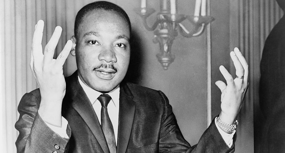 Hoover's revenge: Information the FBI once hoped could destroy Martin Luther King has been declassified