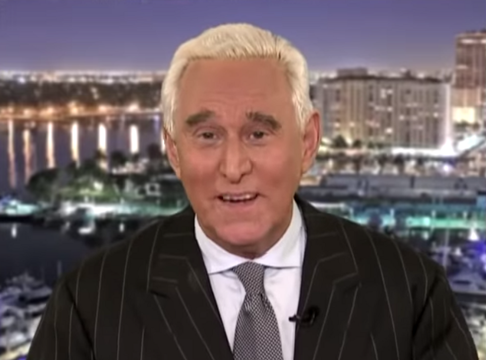 This ex-prosecutor explains why Mueller maybe be 'holding back' on more serious charges for Roger Stone