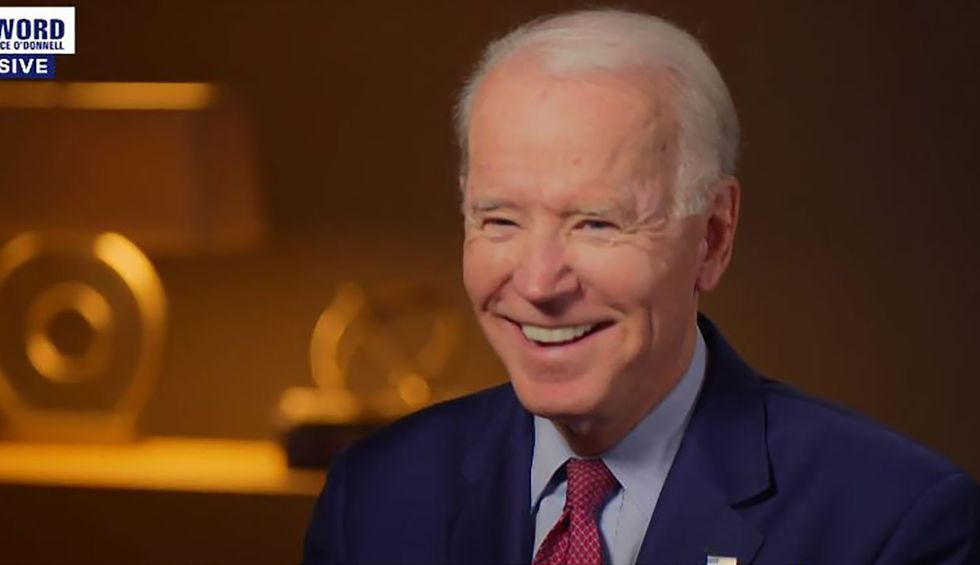 Biden refuses to commit to signing Medicare for all bill as president