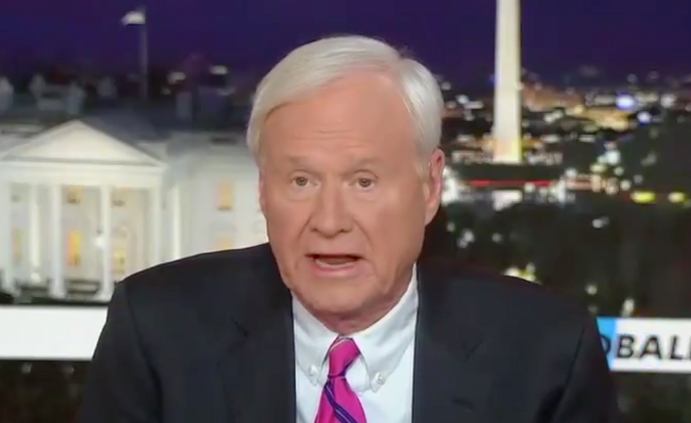 MSNBC's Chris Matthews issues apology to Bernie Sanders for Nazi comparison after calls for his resignation