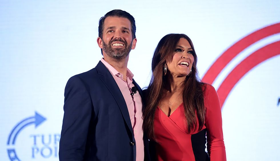 Trump's campaign chief has been funneling money to Don Jr's girlfriend and Eric Trump's wife: report