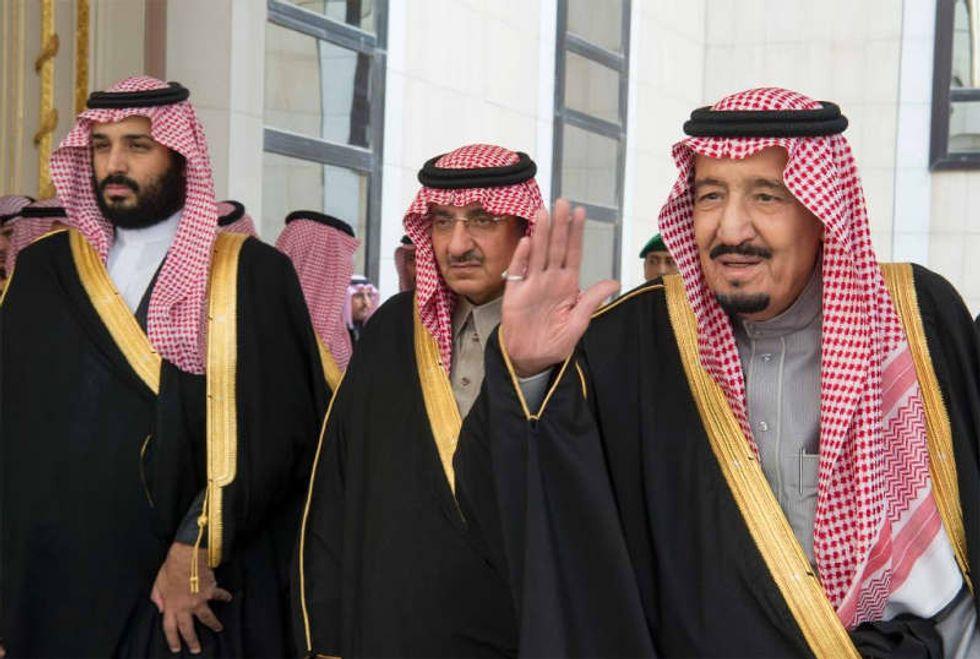 Saudi Arabia in royal purge over 'coup plot'
