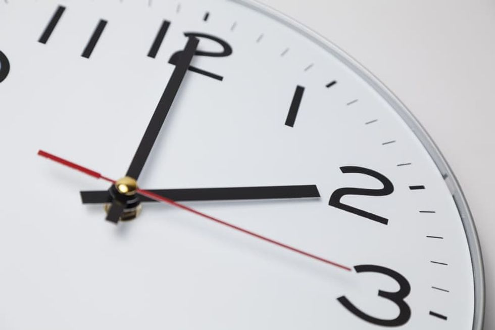 Daylight saving time starts this weekend. Many people just want to stop changing their clocks
