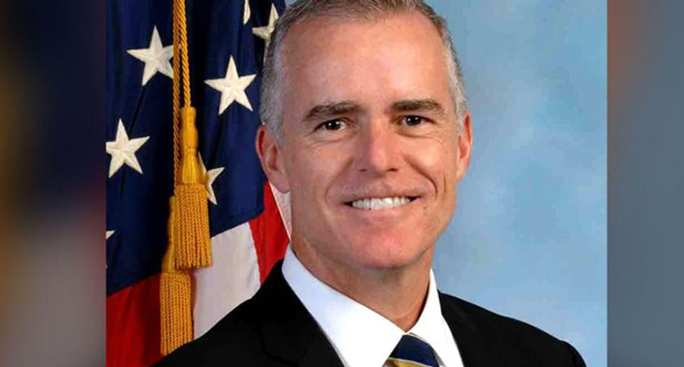 Former acting FBI chief Andrew McCabe: Trump's ties to Russian mobsters are 'absolutely unprecedented'