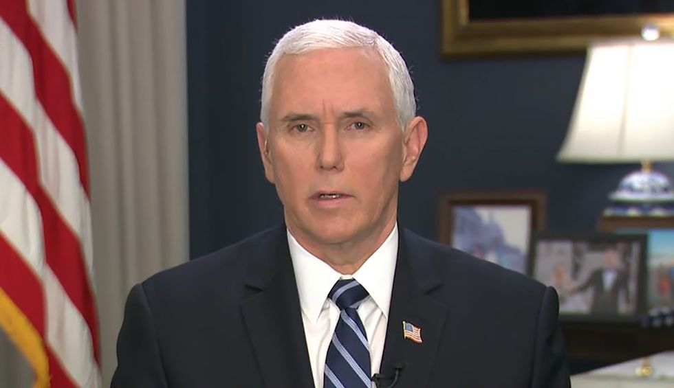 'Pence is lying': Vice president's coronavirus cleanup efforts backfire spectacularly