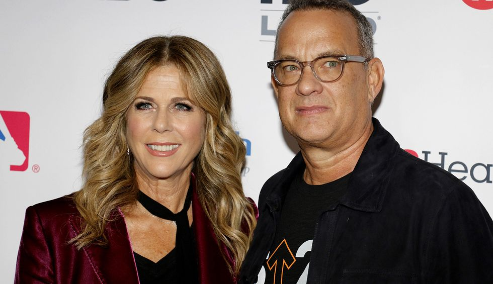 Tom Hanks and Rita Wilson have been diagnosed with COVID-19