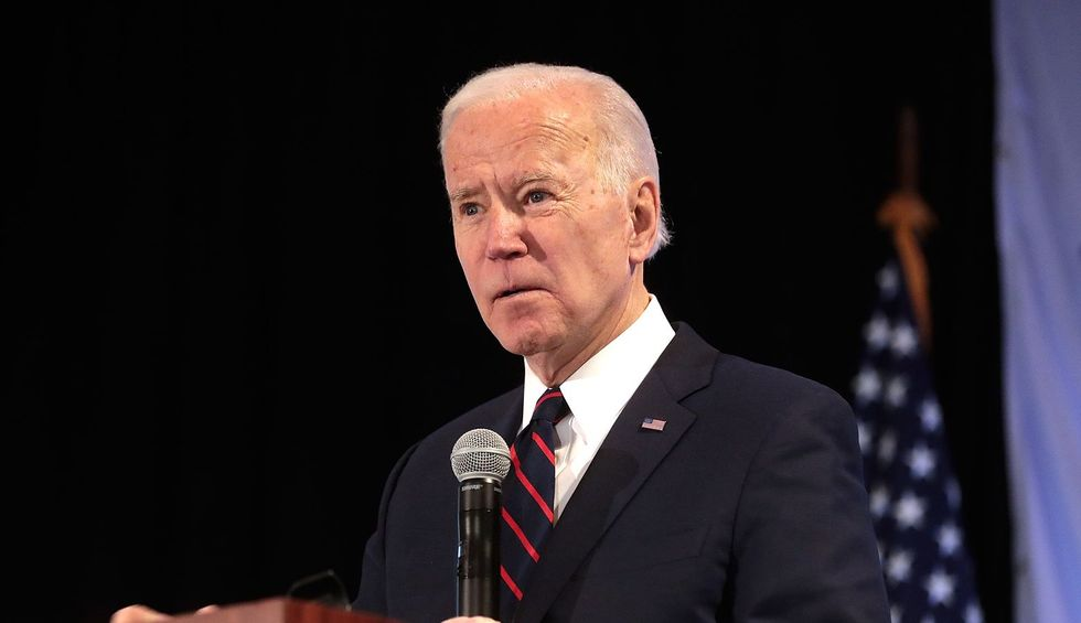 Trump is in failing the face of crisis — and Biden is stepping up