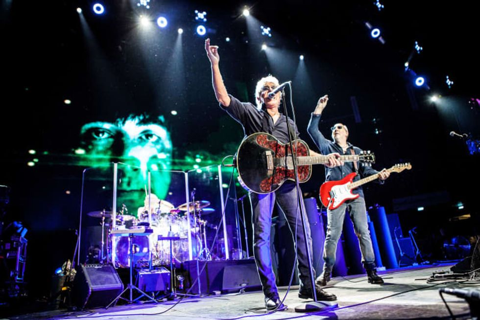 The Who postpones UK and Ireland tour amid coronavirus concerns