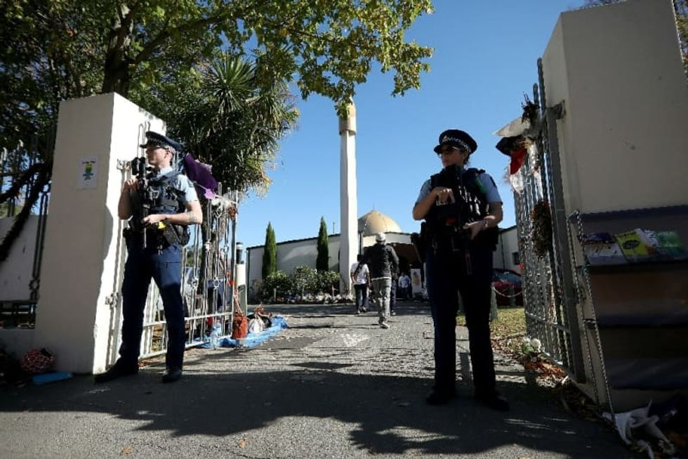 New Zealand security response to mosque attacks spurs debate