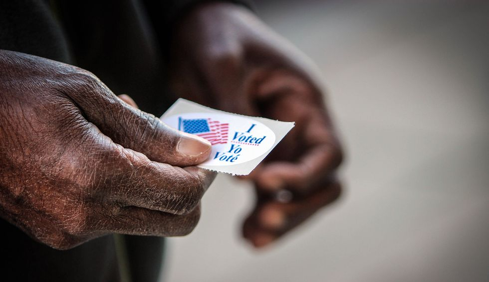 Black voters broke for Biden — but will that lead to victory?