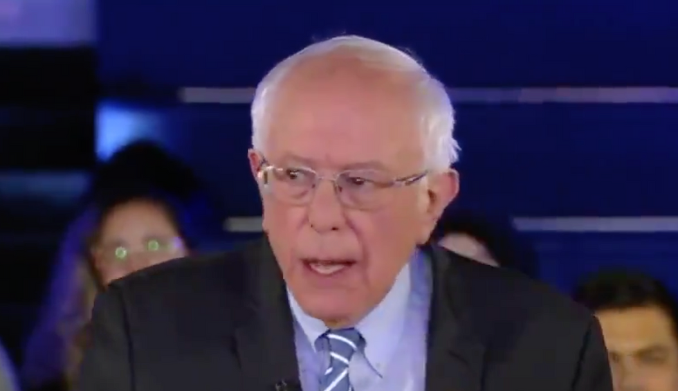 How Bernie Sanders got a Fox News audience cheering for his progressive ideas