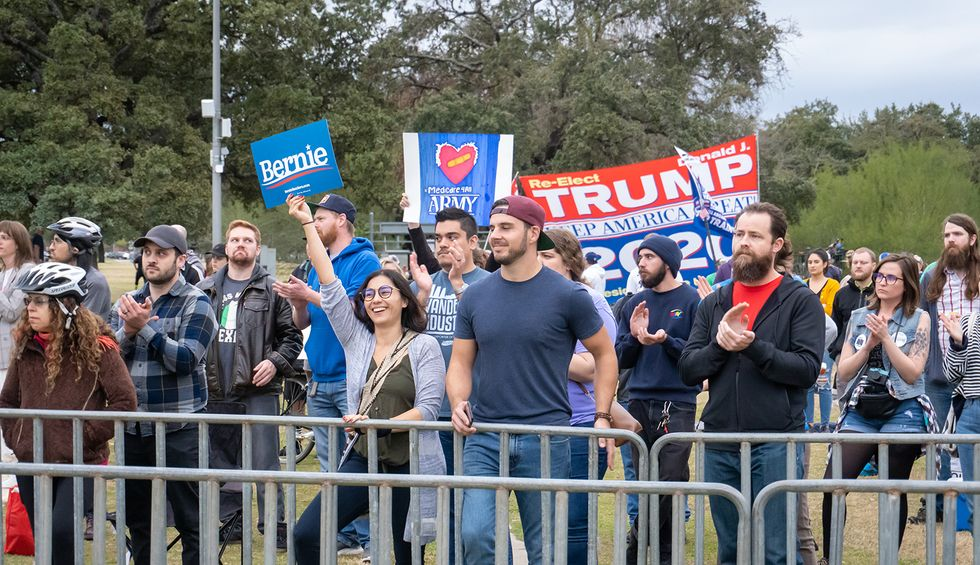 A computational social scientist's study shows the hard data that proves 'Bernie Bros' are a myth
