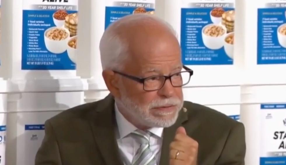 Missouri attorney general slaps right-wing televangelist Jim Bakker with restraining order for pushing bogus coronavirus 'cure'