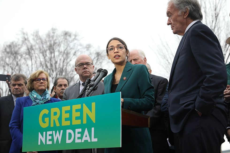 The Green New Deal can work — here's how