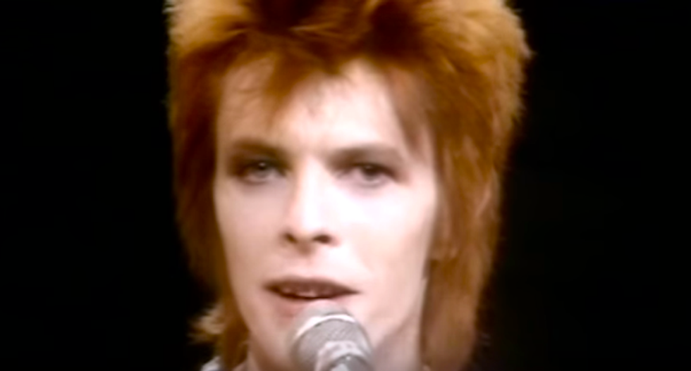 Never forget David Bowie masterminded 'the biggest art hoax in history'