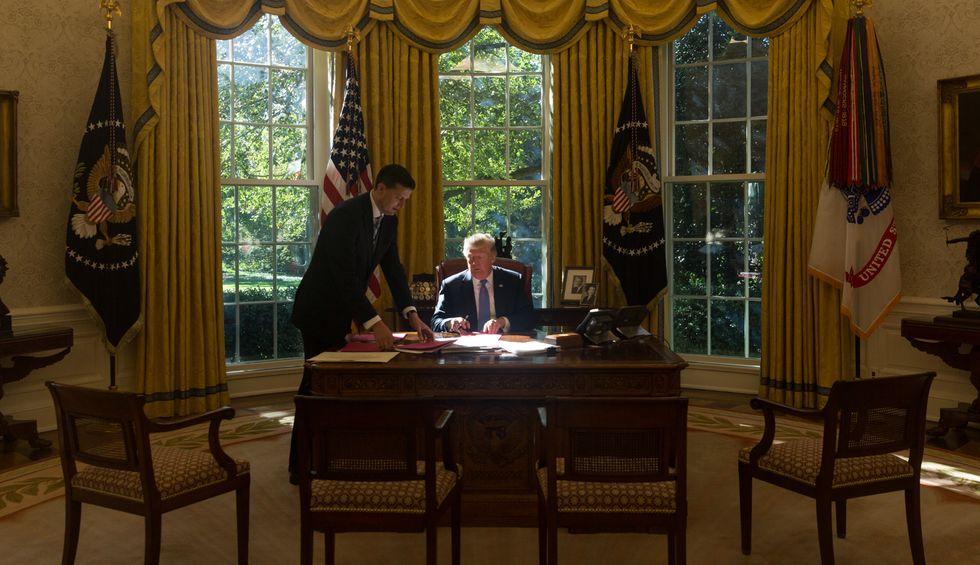 Trump is reviving J. Edgar Hoover's tyrannical playbook