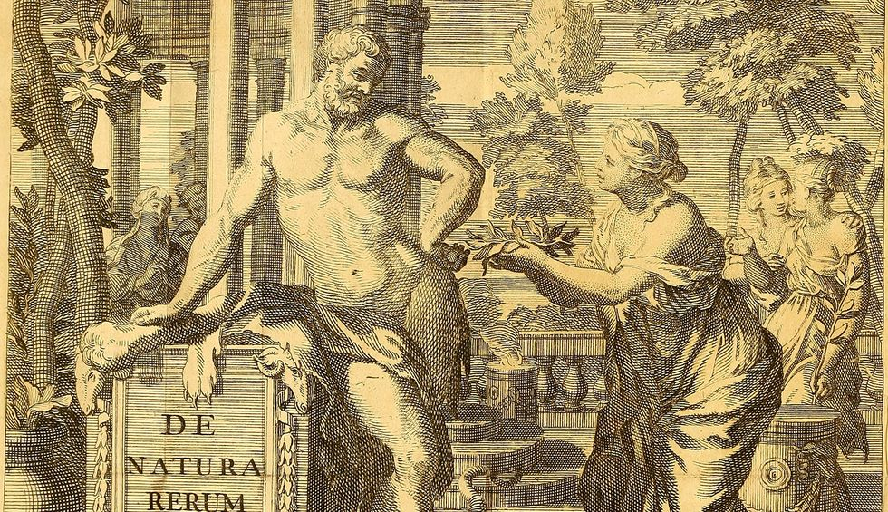 Why a Roman philosopher's views on the fear of death matter as coronavirus spreads