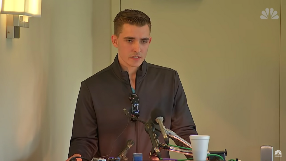 Trump-loving conservative smear artist Jacob Wohl is now wanted for a felony: report