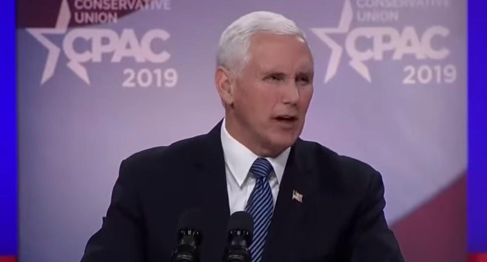Mike Pence abruptly cancels New Hampshire opioid event and diverts to the White House for 'an emergency': report