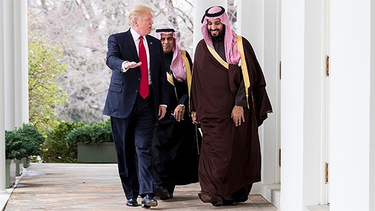 How the Saudi lobby wields power in Washington