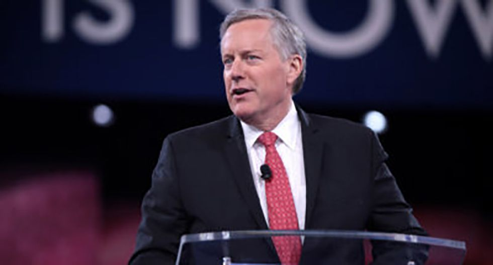 Mark Meadows and the gerrymandered district: How Republicans 'cracked' the liberal city of Asheville — and elected a right-wing buffoon