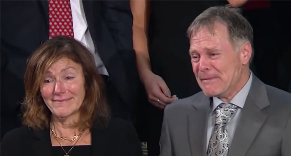 Otto Warmbier's parents issue stunning statement after Trump sides with Kim Jong-un: 'We must speak out'