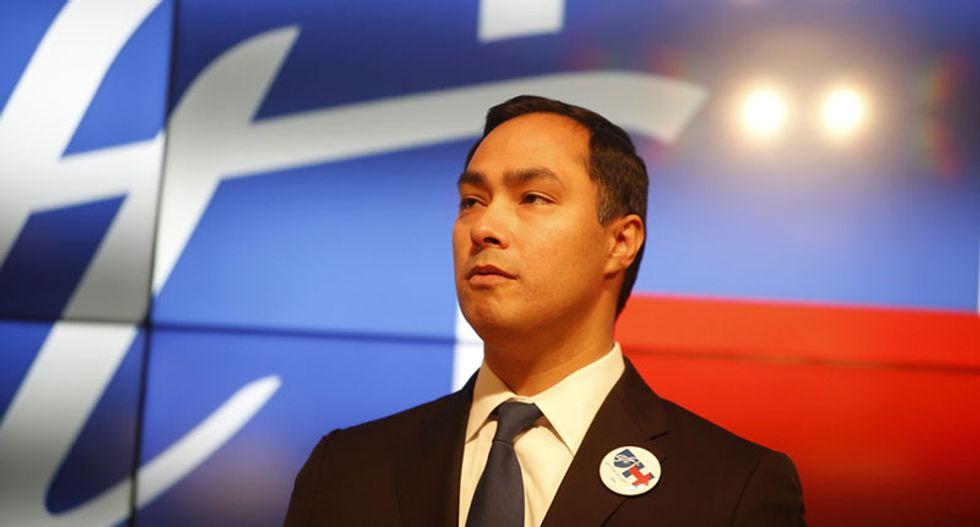 Texas Rep. Joaquin Castro 'seriously' considering run against Sen. John Cornyn
