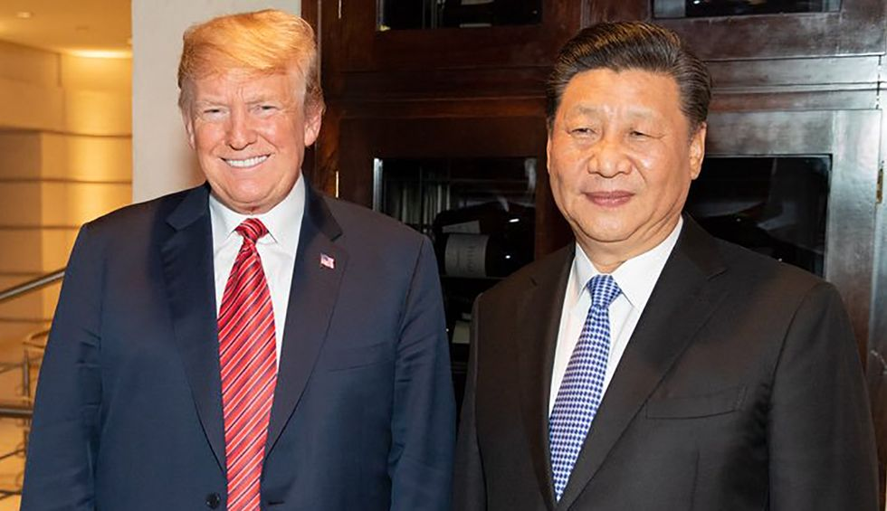 How Chinese spies penetrated the Trump White House