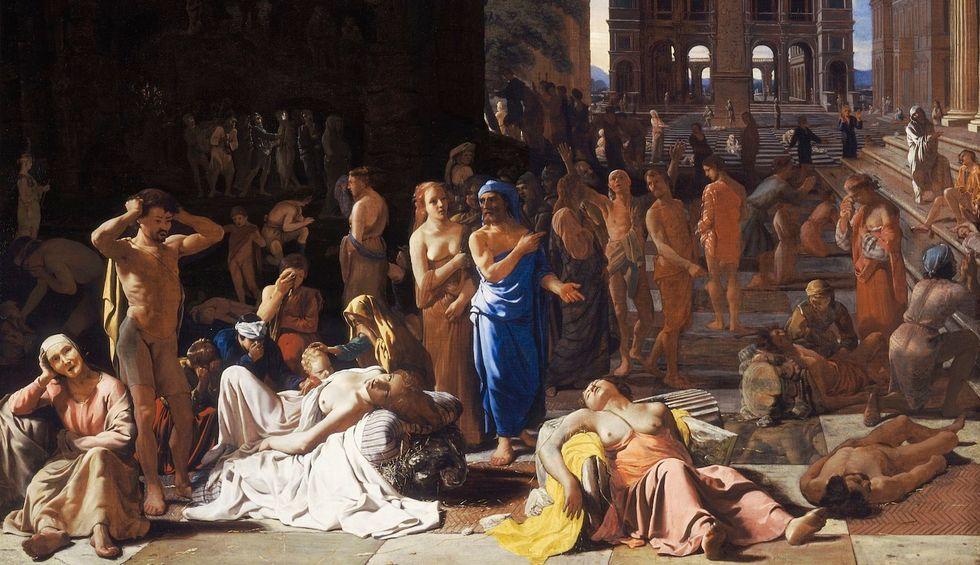 How medieval writers struggled to make sense of the Black Death