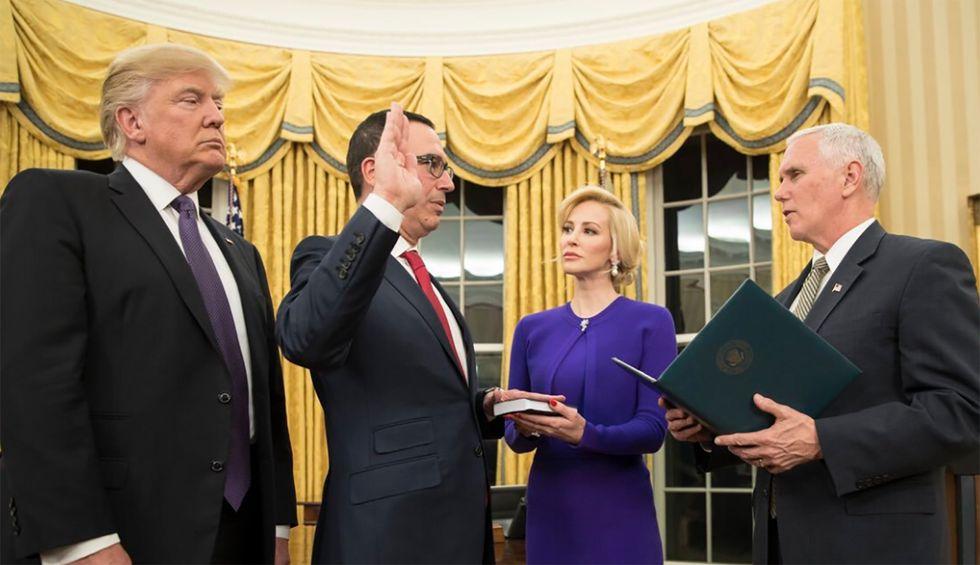 'Egomania': Treasury stalls delivery of 70 million coronavirus stimulus checks to put Trump's name on them
