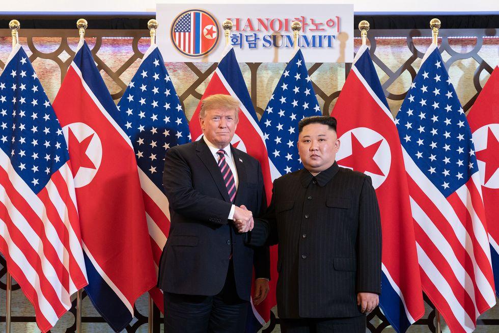 Trump just gave murderous autocrat Kim Jong-un a massive gift by undermining the CIA's key sources