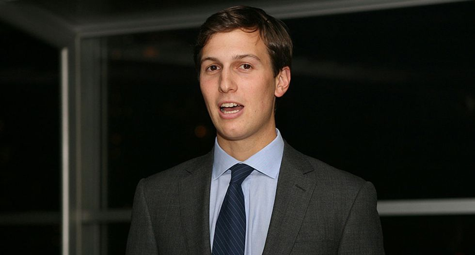 Democrats ask Office of Special Counsel to review if Kushner violated the Hatch Act