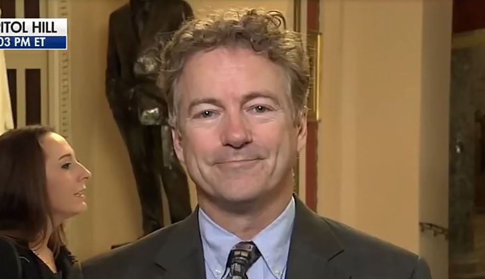 Rand Paul outs alleged whistleblower after John Roberts tried to stop him — then blames chief justice