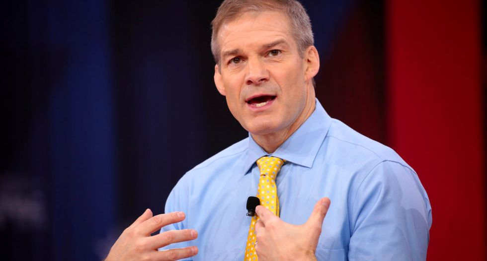 Jim Jordan served notice by OSU wrestler: 'Other things are going to come out -- and it's just going to get worse'