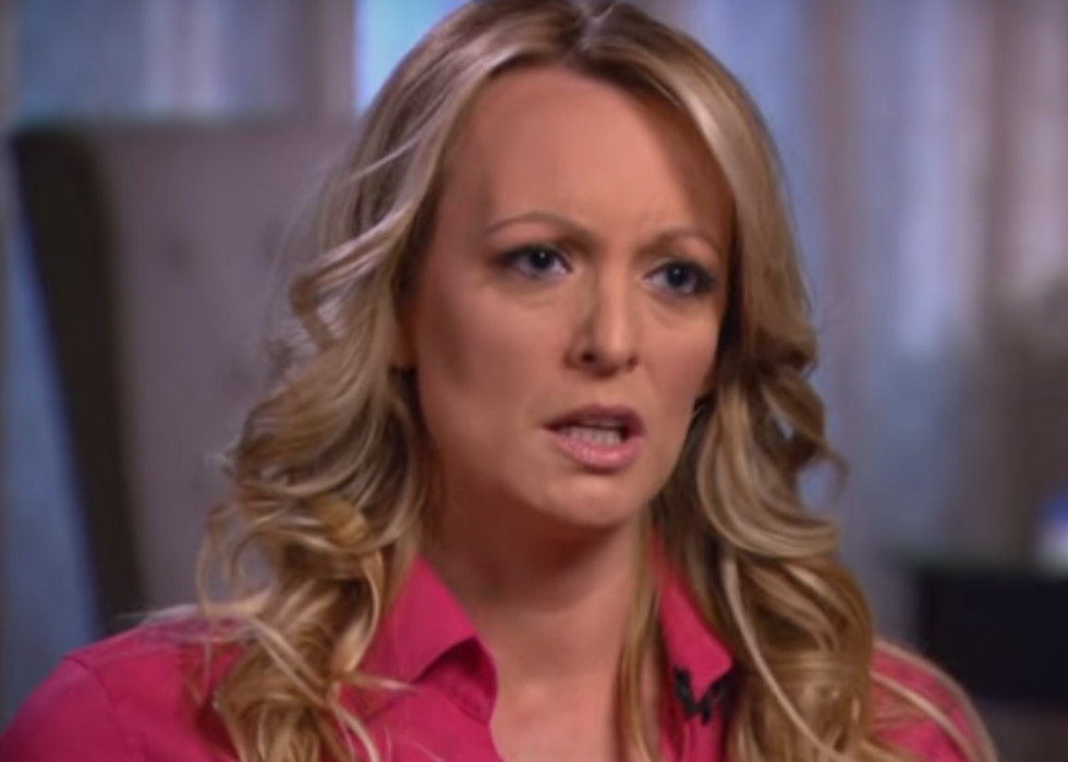 Fox News reporter who was blocked from publishing a Stormy Daniels story demands to be released from her hush agreement